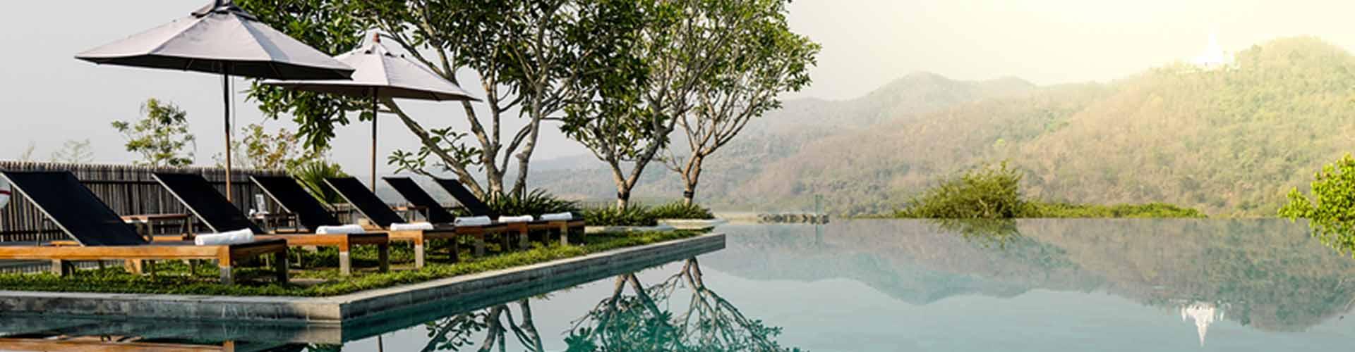 Infinity Pool Asien